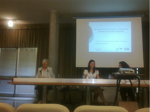 """2009 m.-2011m. Grundtvig mokymosi partnerystės projektas – """"Kartų susiliejimas slaugoje"""""""